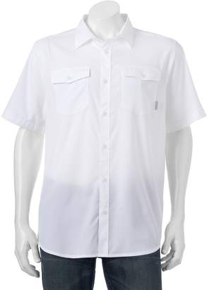 Columbia Big & Tall Pacific Breeze Button-Down Shirt