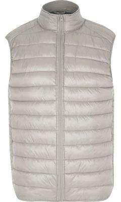 River Island Grey puffer vest
