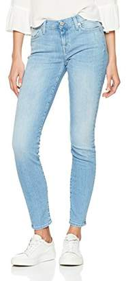 7 For All Mankind Seven International SAGL Women's Skinny Jeans,W24/L30 (Size: 24)