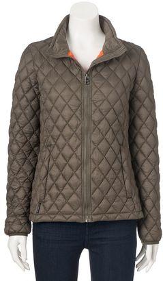Juniors' Madden Girl Packable Puffer Jacket $80 thestylecure.com