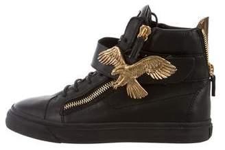 Giuseppe Zanotti Design Bird Sneakers