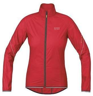 Gore Womens Power WS AS 14 Ladies Cycle Jacket Zip Fastening