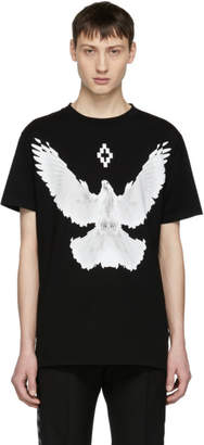 Marcelo Burlon County of Milan Black Dove T-Shirt