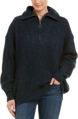 Isabel Marant Donna Mohair & Wool-Blend Sweater