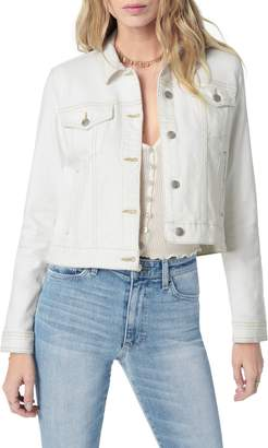 Joe's Jeans Crop Denim Jacket