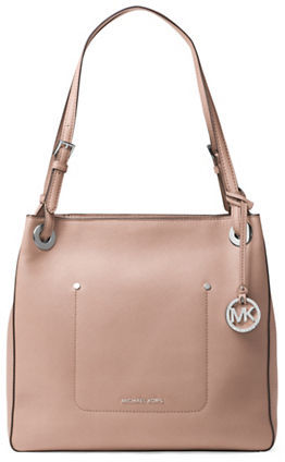MICHAEL Michael Kors Michael Kors Medium Leather Shoulder Bag