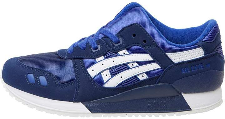 Tiger Junior Gel Lyte III GS Trainers Blue/White