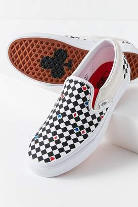 Vans X UO Playing Card Classic Slip-On Sneaker