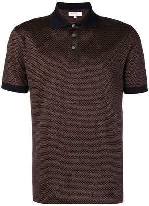 Salvatore Ferragamo short sleeve polo