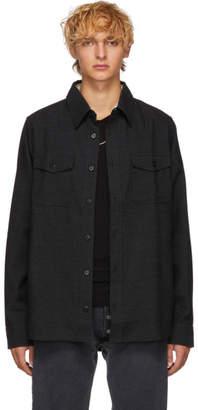 Visvim Black Nell Elk Shirt