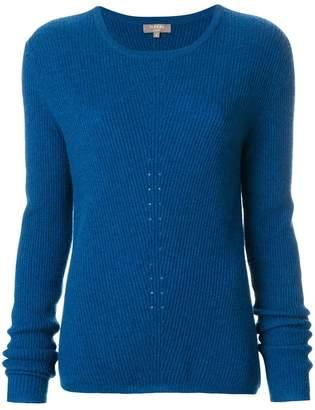 N.Peal stitch detail jumper