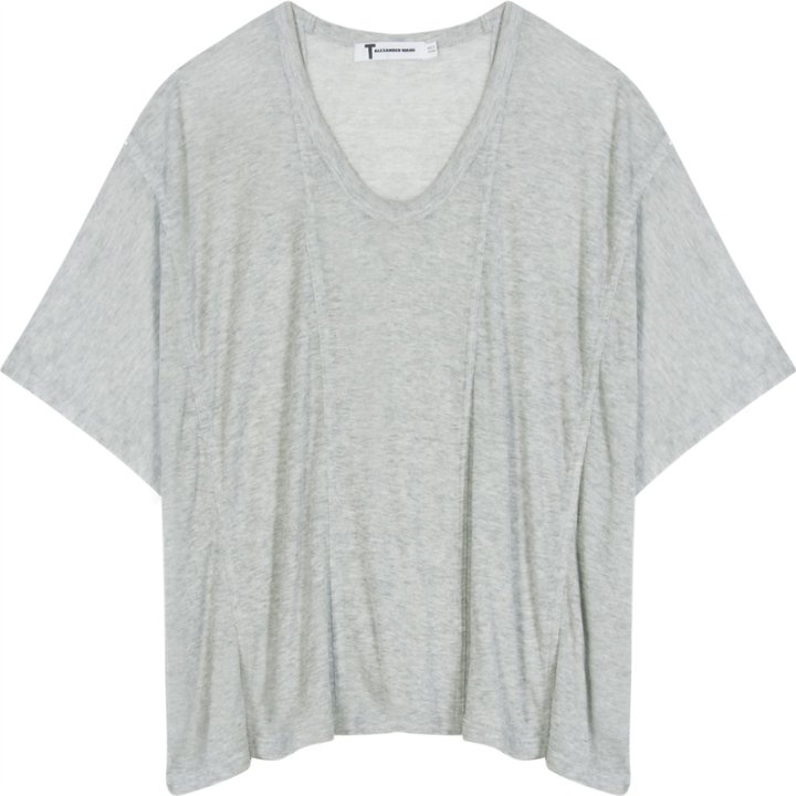 T By Alexander Wang Athletic Styled T-shirt