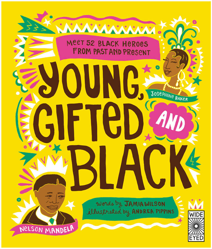 Quarto Publishing Young, Gifted and Black
