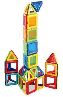 Magformers Window Plus Magnetic Construction Set
