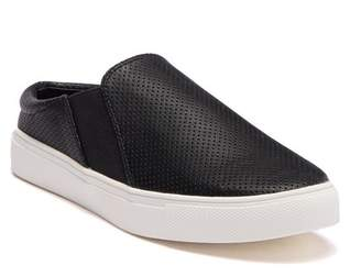 JANE AND THE SHOE Lenny Perforated Slip On Sneaker
