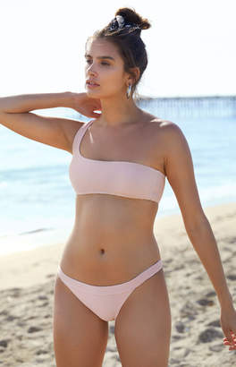Billabong Tan Lines One Shoulder Bikini Top