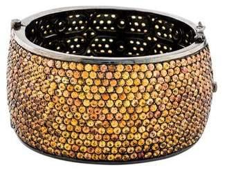 Rina Limor Fine Jewelry Orange Sapphire Bangle