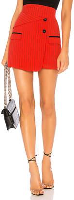 h:ours x Yovanna Ventura Aella Mini Skirt