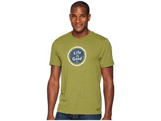 Life is Good LIG Coin Crusher Tee