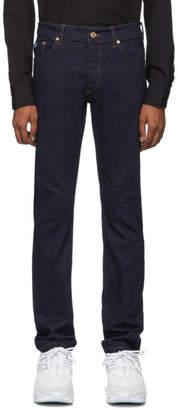 Versace Indigo Slim Fit Jeans