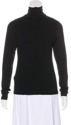 Donna Karan Knit Long Sleeve Top