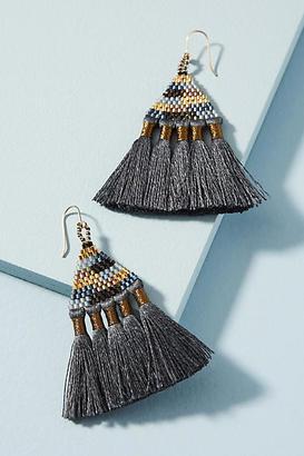Bluma Project Talitha Tassel Drop Earrings