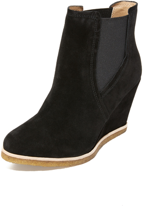 Splendid Tara Wedge Booties $168 thestylecure.com