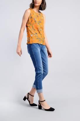 Glamorous Floral Vest Top