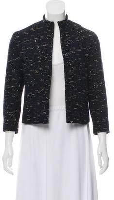 Behnaz Sarafpour Wool Brocade Jacket