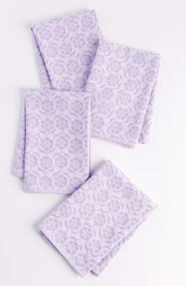 Anthropologie Set of 4 Napkins