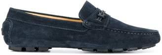 Corneliani classic slip-on loafers