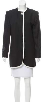 Christian Dior Lightweight Structured Jacket
