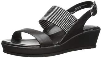 Andrew Geller Women's Fileena Wedge Sandal
