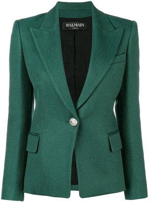 Balmain fitted blazer