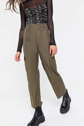 Urban Renewal Vintage Remade Cropped Surplus Pant