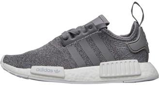 176cef9c1247b adidas Womens NMD R1 Trainers CH Solid Grey Footwear White DGH Solid Grey
