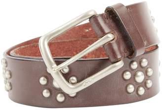 J&M Davidson J & M Davidson Brown Leather Belts