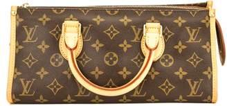 Louis Vuitton Monogram Canvas Popincourt Bag (Pre Owned)