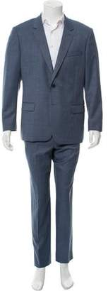 Kenzo Woven Two-Piece Suit w/ Tags