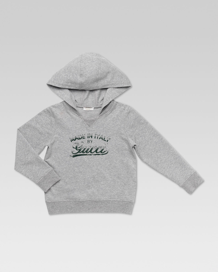 Gucci Made in Italy by Hoodie