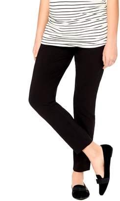 Motherhood Maternity Tall Secret Fit Belly Skinny Ankle Maternity Pants