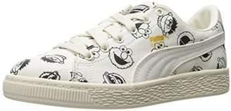 Puma x Sesame Street Basket PS Sneaker