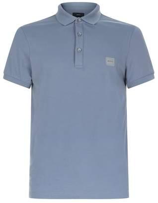 BOSS ORANGE Logo Polo Shirt