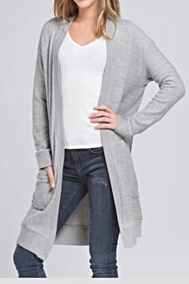 Cherish Fall Pocket Cardigan