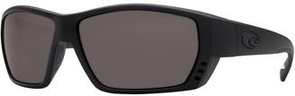 Costa Tuna Alley Blackout Polarized 580P Sunglasses