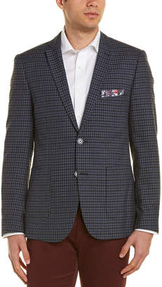 Paisley & Gray Dover Notch Lapel Slim Fit Jacket