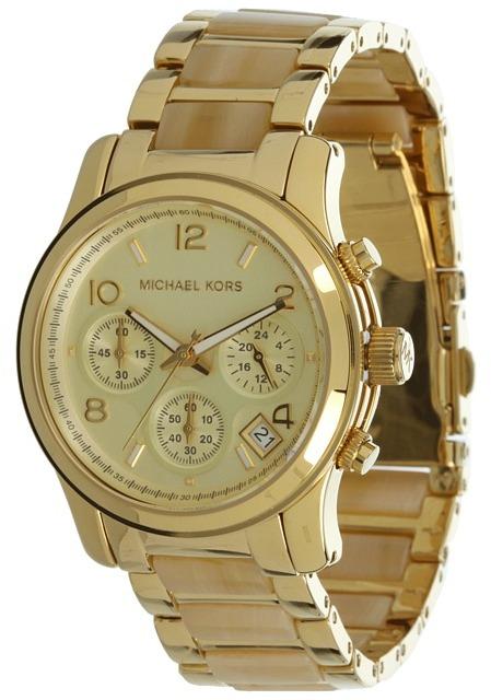 Michael Kors MK5660 - Runway Chronograph