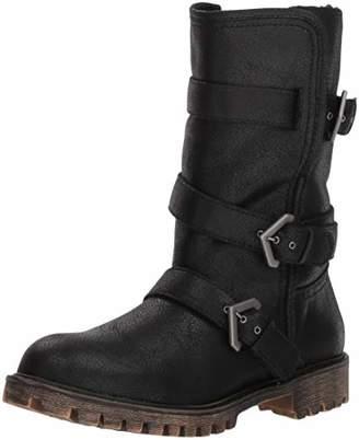 Roxy Women's Rebel Multi Strap Boot Fashion