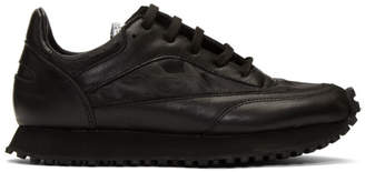 Comme des Garcons Black Spalwart Edition New Tempo Low Sneakers