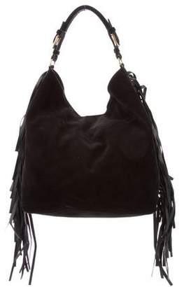 Marni Fringe Shoulder Bag